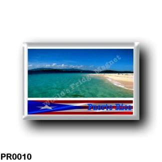 PR0010 America - Puerto Rico - Isla de Icacos