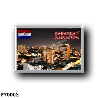 PY0003 America - Paraguay - Asunción