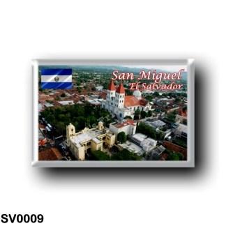 SV0009 America - el Salvador - San Miguel