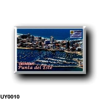 UY0010 America - Uruguay - Punta del Este - Porto