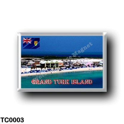 TC0003 America - Turks and Caicos Islands - Grand Turk Island