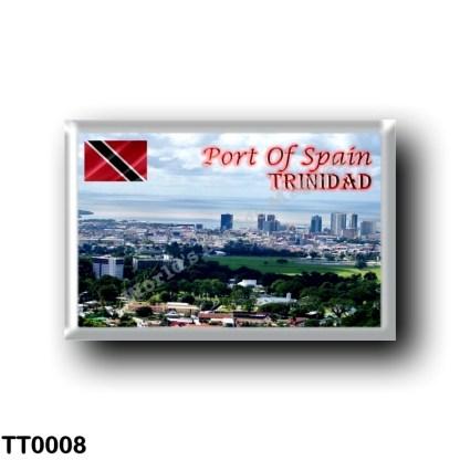 TT0008 America - Trinidad and Tobago - Port of Spain - Queen's Park Savannah