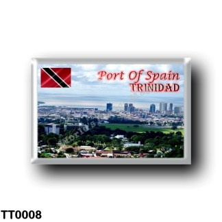TT0008 America - Trinidad and Tobago - Port of Spain - Queen's Park Savannah