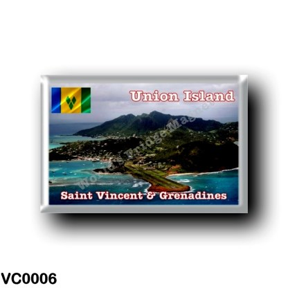 VC0006 America - Saint Vincent and the Grenadines - Union Island