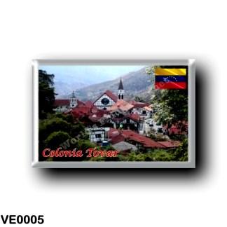 VE0005 America - Venezuela - Colonia Tovar
