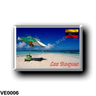 VE0006 America - Venezuela - Los Roques