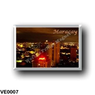 VE0007 America - Venezuela - Maracay - By Nigth