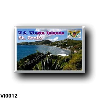 VI0012 America - American Virgin Islands - Saint Croix