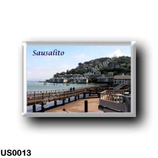US0013 America - United States - Sausalito
