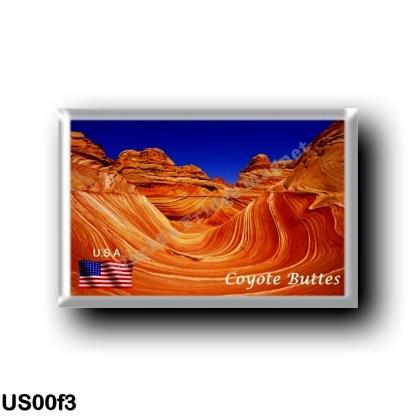 US00f3 America - United States - Arizona - Coyote Buttes