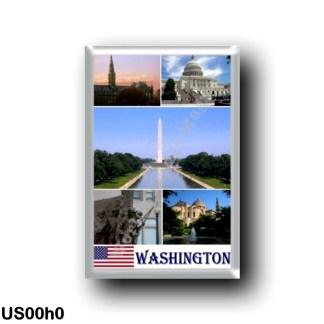 US00h0 America - United States - Washington - Mosaic