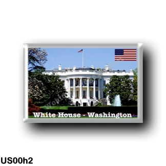 US00h2 America - United States - Washington - White Hoyuse