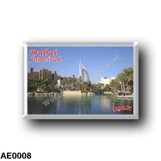 AE0008 Asia - United Arab Emirates - Dubai - Jumeirah