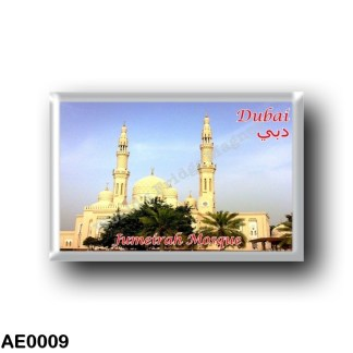 AE0009 Asia - United Arab Emirates - Dubai - Jumeirah Mosque