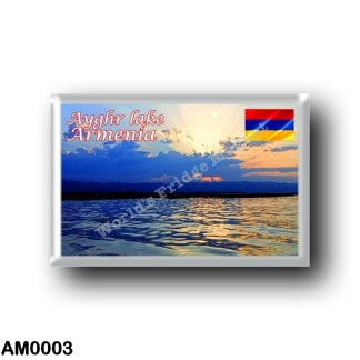 AM0003 Asia - Armenia - Ayghr lake