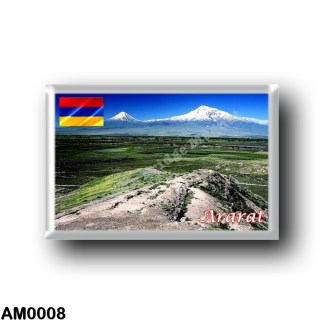 AM0008 Asia - Armenia - Mount Ararat