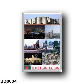 BD0004 Asia - Bangladesh - Dhaka