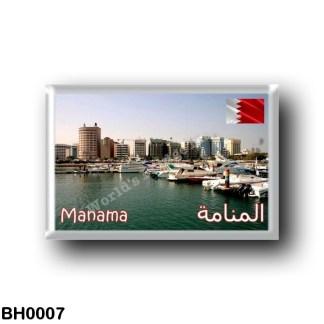 BH0007 Asia - Bahrain - Asia - Bahrain - Manama - Panorama