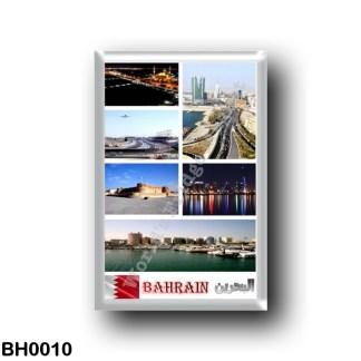 BH0010 Asia - Bahrain - Asia - Bahrain - Mosaic