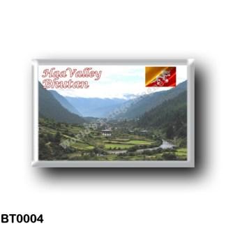 BT0004 Asia - Bhutan - HaaValley