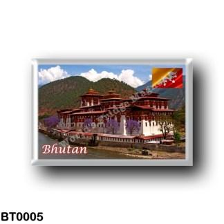 BT0005 Asia - Bhutan - Punakha