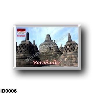 ID0006 Asia - Indonesia - Borobudur