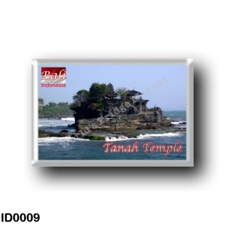 ID0009 Asia - Indonesia - Bali - Tanah Temple
