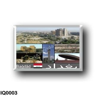 IQ0003 Asia - Iraq - Baghdad Mosaic
