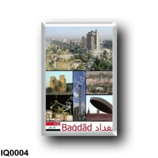 IQ0004 Asia - Iraq - Baghdad Mosaic