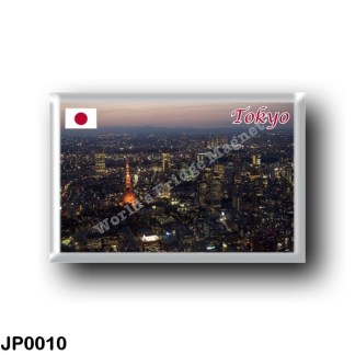 JP0010 Asia - Japan - Tokyo