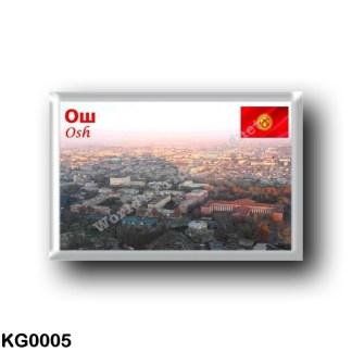 KG0005 Asia - Kyrgyzstan - Osh
