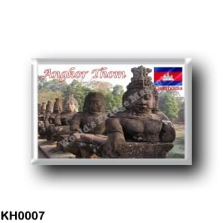 KH0007 Asia - Cambodia - Angkor Thom
