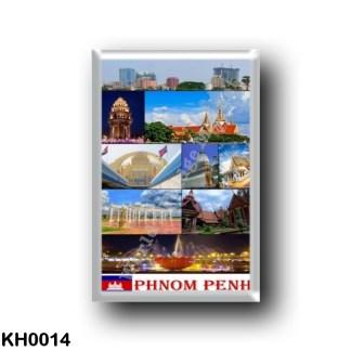 KH0014 Asia - Cambodia - Phnom Penh - I Love
