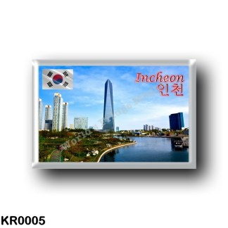 KR0005 Asia - South Korea - Incheon