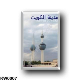KW0007 Asia - Kuwait - Towers