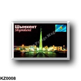 KZ0008 Asia - Kazakhstan - Shymkent