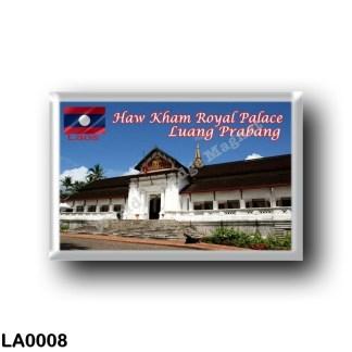 LA0008 Asia - Laos - Luang Prabang - Haw Kham Royal Palace