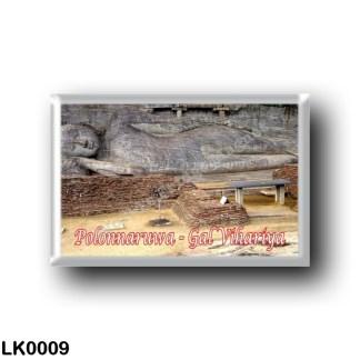 LK0009 Asia - Sri Lanka - Polonnaruwa - Gal Vihariya