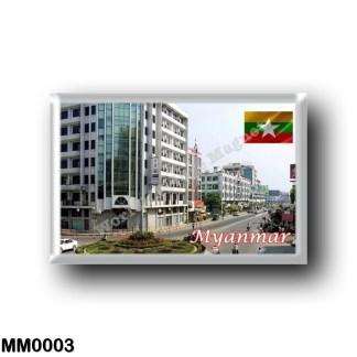 MM0003 Asia - Myanmar Burma - Mandalay