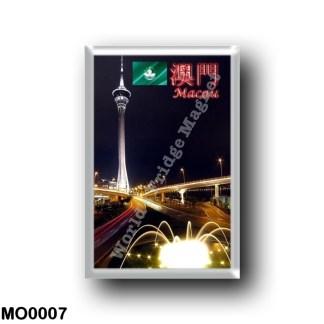 MO0007 Asia - Macau - Macau Tower