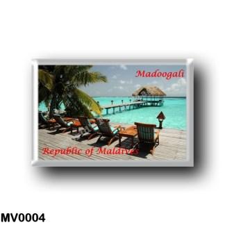 MV0004 Asia - Maldives - Madoogali