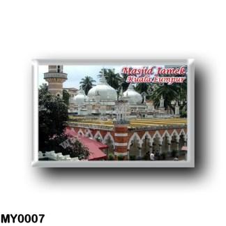 MY0007 Asia - Malaysia - Kuala Lumpur - Masjid Jamek