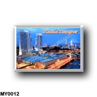 MY0012 Asia - Malaysia - Kuala Lumpur by Night