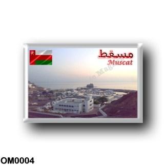 OM0004 Asia - Oman - Muscat - Boat Club
