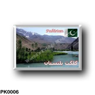PK0006 Asia - Pakistan - Gilgit–Baltistan