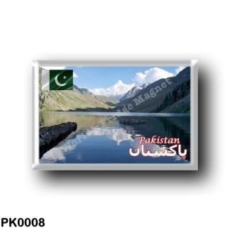 PK0008 Asia - Pakistan - Lake Swatvalley