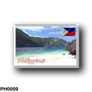 PH0009 Asia - Philippines - Matinloc Island Beach