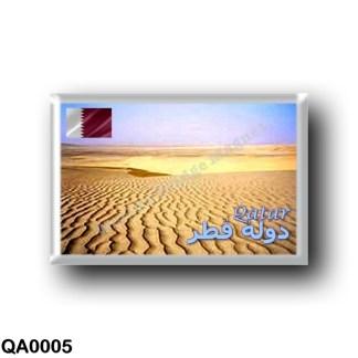 QA0005 Asia - Qatar - Desert