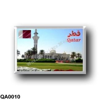 QA0010 Asia - Qatar - Mosque