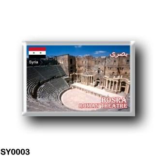 SY0003 Asia - Syria - Palmira - Roman Theatre in Bosra